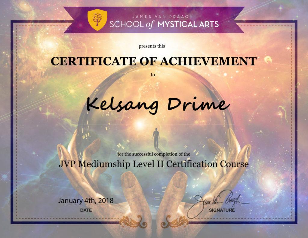 JVP-Mediumship-Level-2-Certificate-Kelsang-Drime